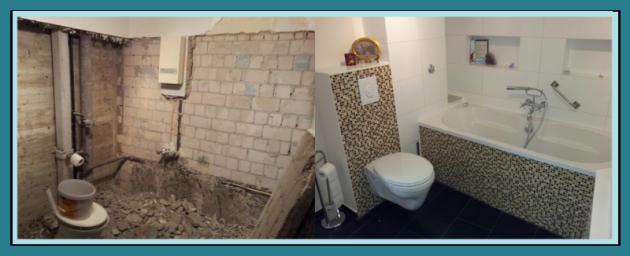 Badezimmer Renovieren Vorher Nachher - [maxycribs.com]
